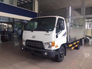 Xe Tải Hyundai 8 Tấn HD120SL – Thùng kín