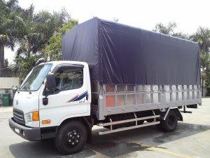 Xe tải Hyundai HD72 3T5 – thùng mui bạt