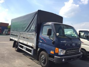 Xe tải Hyundai HD99 6.5 tấn - thùng mui bạt