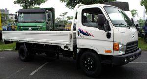 Xe tải Hyundai HD72 3T5 – thùng lửng