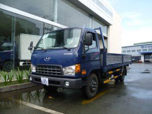 Xe tải Hyundai HD99 6.7 tấn - thùng lửng