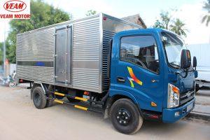 Xe tải Veam VT260 1.95 tấn – thùng kín